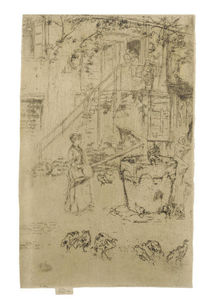 James Abbott Mcneill Whistler - Pavos