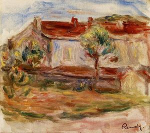 Pierre-Auguste Renoir - Casa Blanca William