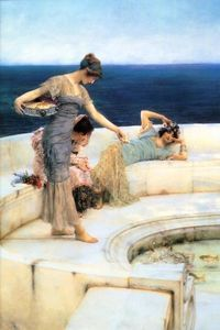 Lawrence Alma-Tadema - Silver favoritos