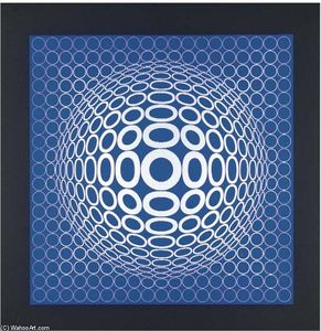 Victor Vasarely - Reponses  Vasarely