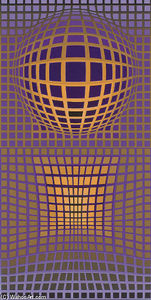 Victor Vasarely - VP-102