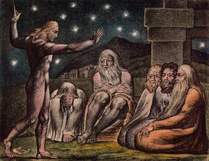 William Blake - Intitulado 2