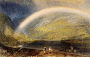 William Turner - Arco iris
