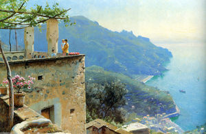 Peder Mork Monsted - El Litoral Ravello