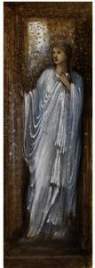 Edward Coley Burne-Jones - Dánae