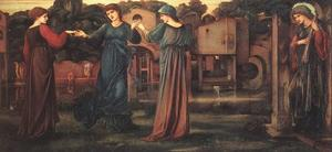 Edward Coley Burne-Jones - el molino