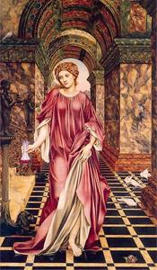 Evelyn (Pickering) De Morgan - Medea