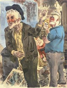 George Grosz - Nueva York