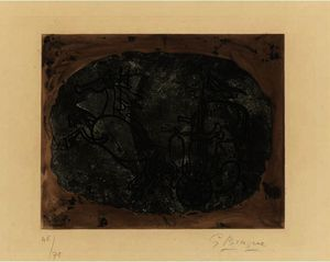 Georges Braque - Carro Negro