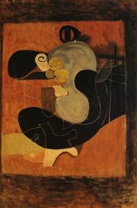 Georges Braque - Marrón Naturaleza muerta