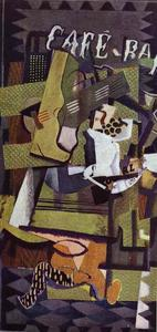 Georges Braque - Cafe Bar
