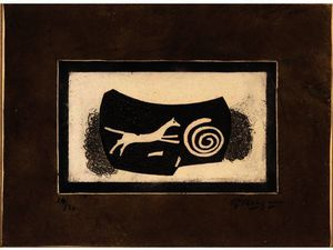 Georges Braque - caza