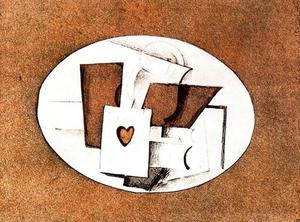 Georges Braque - el as de corazones