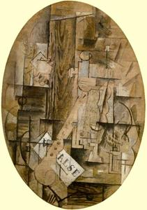 Georges Braque - El Clarinete Valse