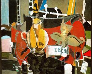 Georges Braque - El Eco
