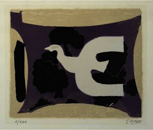 Georges Braque - El estudio 1