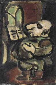Georges Rouault - El cantante Pere Ubu