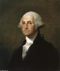 Gilbert Stuart - Jorge WASHINGTON