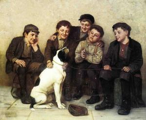 John George Brown - in bueno manos