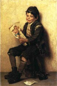 John George Brown - San Valentín de Paddy