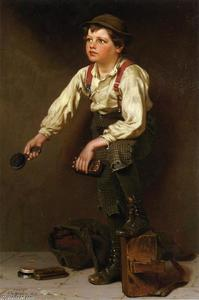 John George Brown - Limpiabotas Boy 1