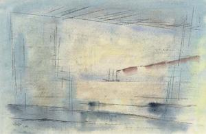 Lyonel Feininger - Untitled 5