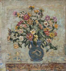 Maurice Brazil Prendergast - Flores Old Fashioned