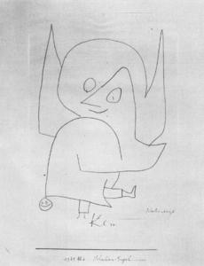 Paul Klee - ángel campana
