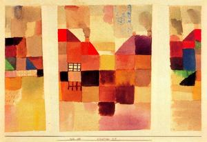Paul Klee - norte pueblo