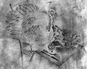 Remedios Varo - Christmas turkey 1