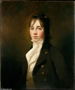 Henry Raeburn - William Fraser de Reelig