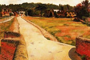 Stanley Spencer - Cookham Moor