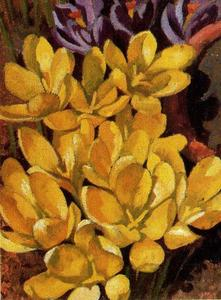 Stanley Spencer - Azafranes