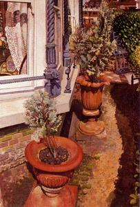 Stanley Spencer - Villas en Cookham