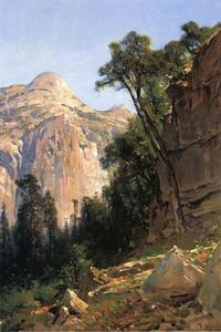 Thomas Hill - Norte Dome, Valle de Yosemite