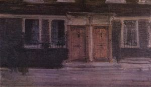 James Abbott Mcneill Whistler - Casas Chelsea