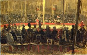 Walter Richard Sickert - el circo