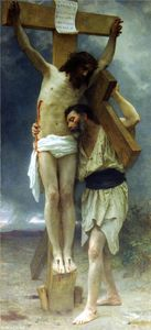 William Adolphe Bouguereau - Compasión