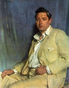William Newenham Montague Orpen - Conde John McCormack