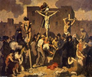 Robert Spencer - Crucifixión