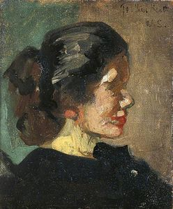 Walter Richard Sickert - Ellen Heath