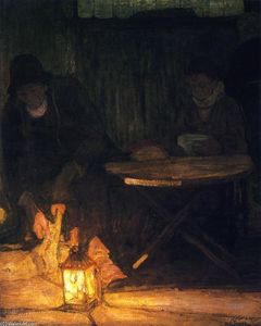 Henry Ossawa Tanner - Etaples Fisher Folk