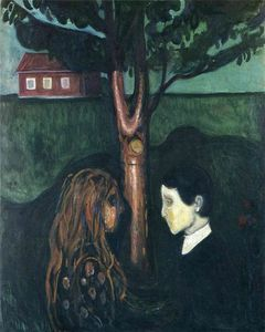 Edvard Munch - ojo in ojo