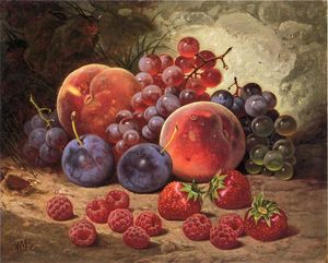 William Mason Brown - frutas de verano