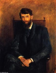 John Butler Yeats - George William Russell (AE)