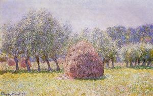 Claude Monet - Almiar