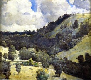 Thomas William Roberts - Ladera