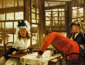 James Jacques Joseph Tissot - Una historia interesante