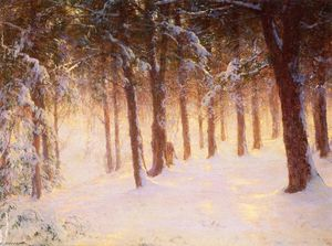 Walter Launt Palmer - Enjoyado Pines