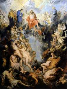Peter Paul Rubens - El Juicio Final